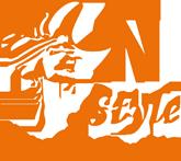 "Friseur Nina Barbul ""N STYLE"" - Logo"